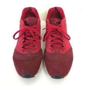 Nike Sneakers Downshifter 7 Running Red/Black 10